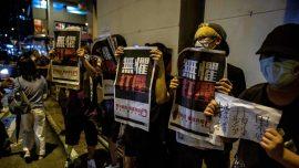 Hongkongers Defiant After Latest Blow to Free Speech