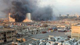 At Least 70 Killed, 3,000 Injured After Explosion Rocks Beirut