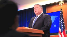 Pompeo Outlines Broad Strategy Against Threat Posed by China's Technology