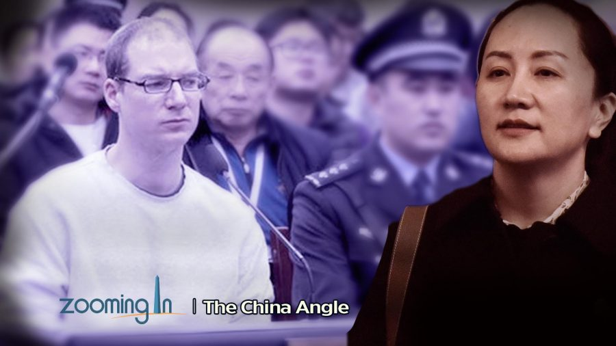 Canadian Sentenced to Death in China amid Tensions Over Arrest of Huawei Executive – Zooming In | The China Angle with Simone Gao