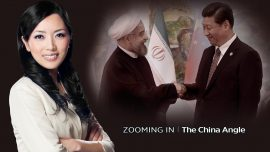 China and Iran Alliance, Road to New Axis Powers? – The China Angle with Simone Gao