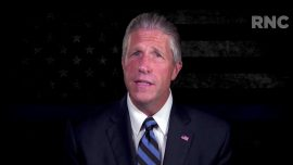 NYPD Union Chief: 'You Won't Be Safe in Joe Biden's America'