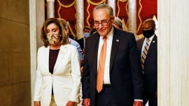 Pelosi, Schumer Say They're Still Willing to Negotiate on Relief Deal
