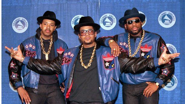 The rap group Run-DMC