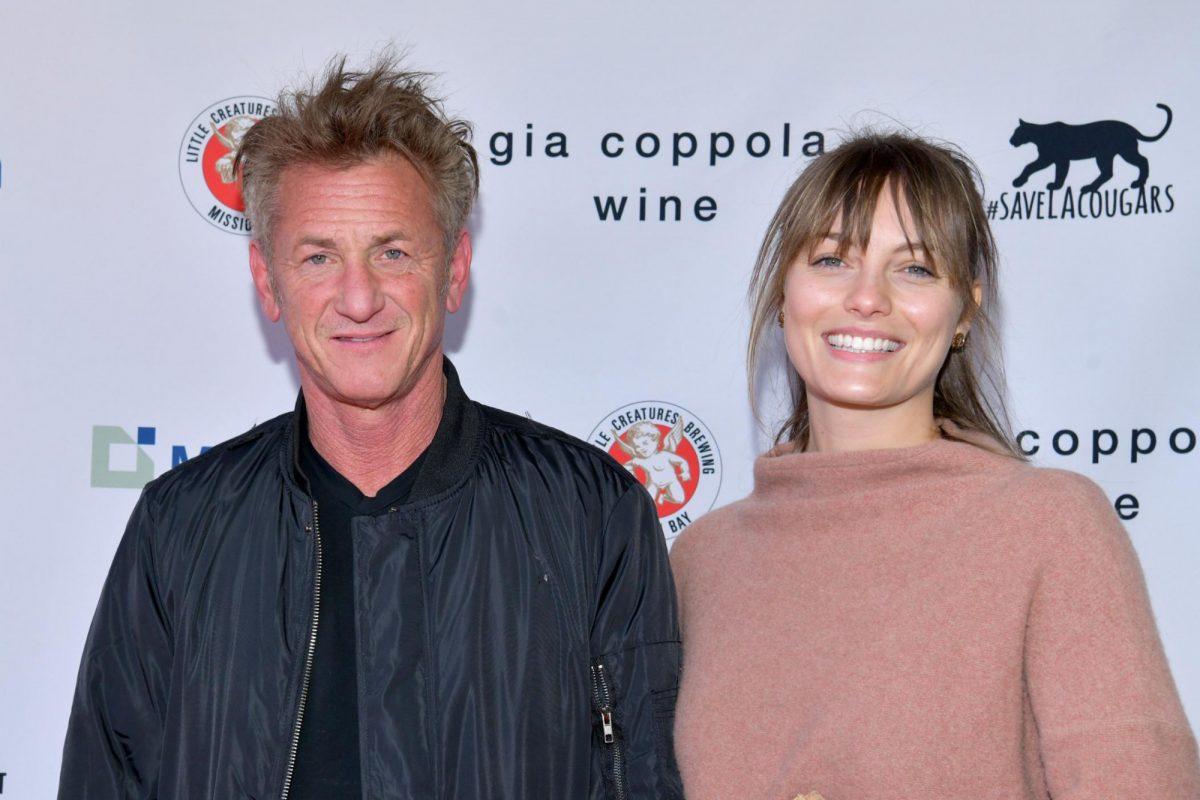 Sean Penn Marries Leila George