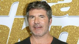 Simon Cowell Breaks Back in Bike Accident: Spokeswoman