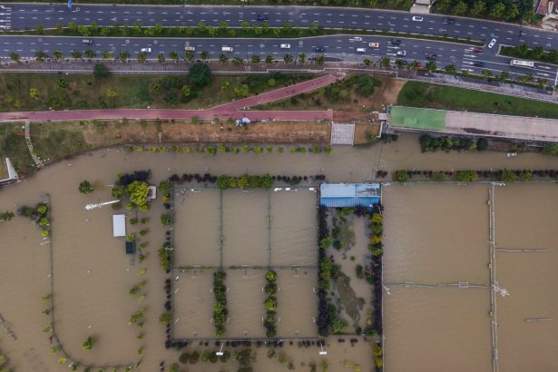Southern China Flood