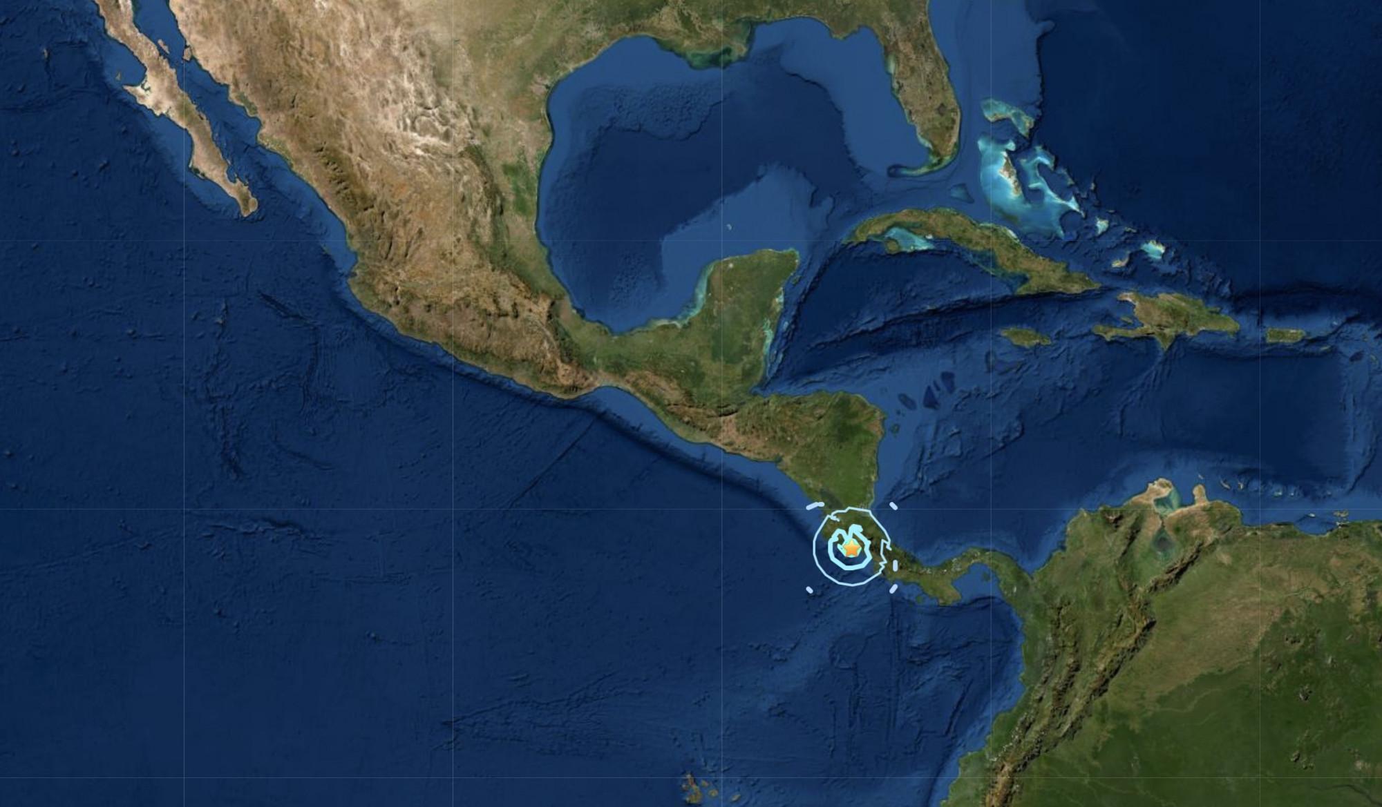 Picture of: 6 0 Magnitude Earthquake Hits Costa Rica