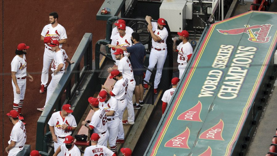 7 St. Louis Cardinals, 6 Others Test Positive for COVID-19, Games at Detroit Called Off