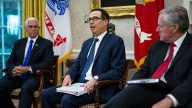 White House: $400 per Week Unemployment Benefits Starting in 2 Weeks