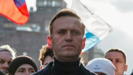 Kremlin Says Navalny Works With CIA After He Accuses Putin of Poisoning