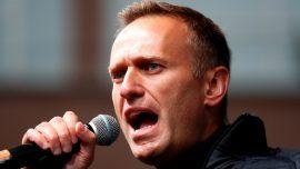 Germany Says Putin Critic Navalny Was Poisoned With Soviet-Style Novichok Nerve Agent