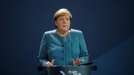 Pressure Grows on Merkel to Drop Nord Stream 2 Pipeline