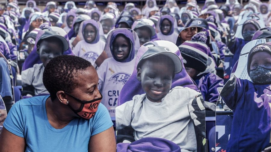 This Ravens Superfan Died at 14; His Face Will Fill the Seats on Sunday