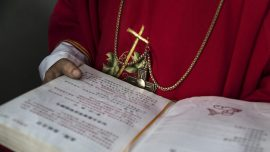 China in Focus (Sept. 25): Chinese Textbook Calls Jesus a Murderer