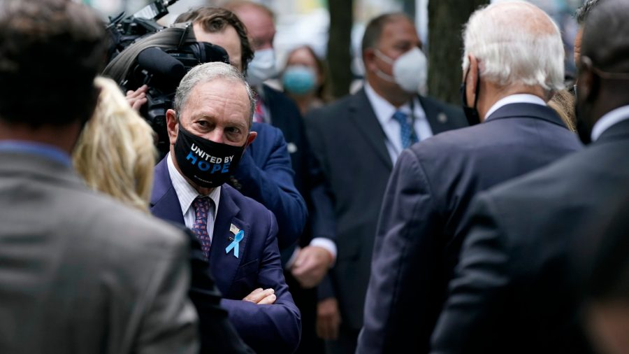 Michael Bloomberg to Spend up to $100 Million in Florida to Help Biden
