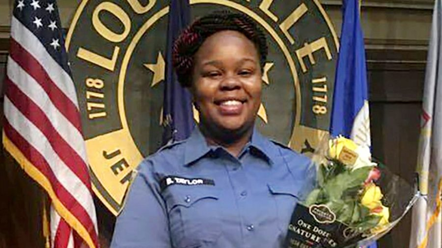 One Former Police Officer Indicted in Breonna Taylor Case