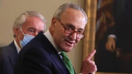 As Senators Begin Meeting With Supreme Court Nominee, Top Democrats Refuse