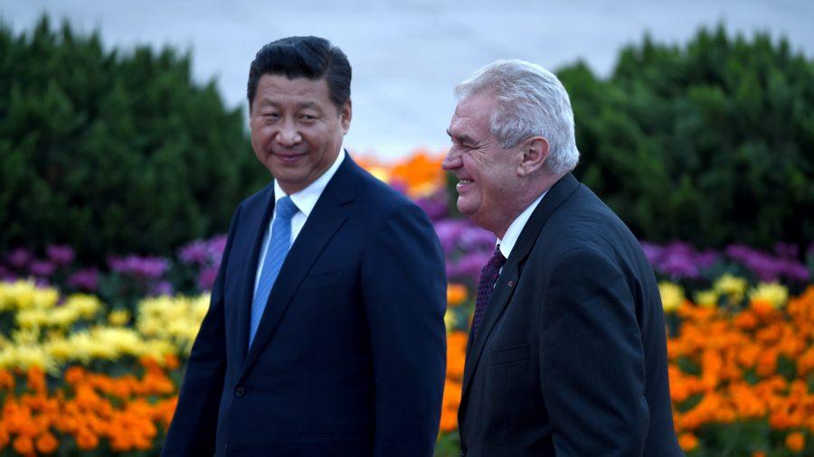 Czechia's President's Ties to Beijing
