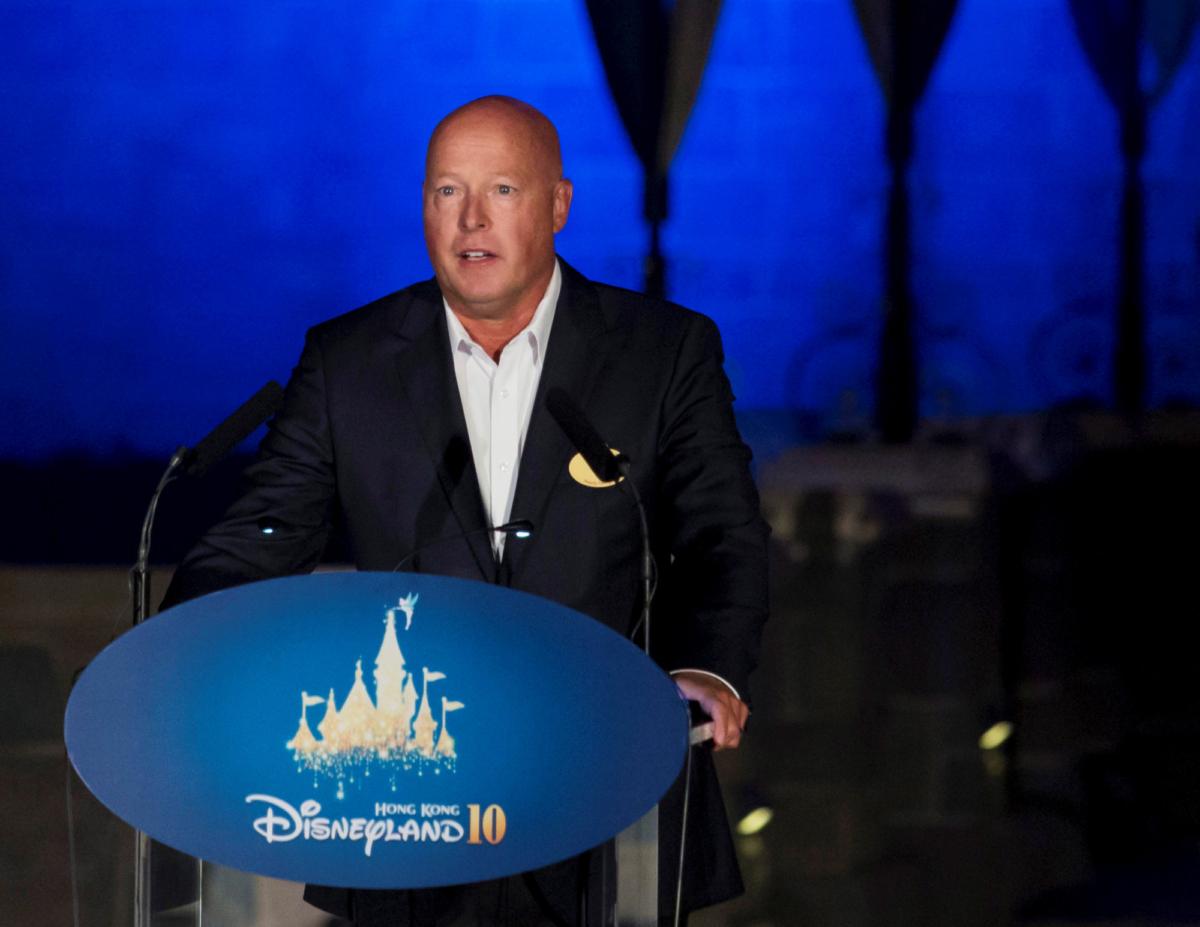 Disney-CEO