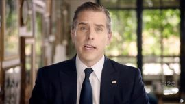 Sen. Rand Paul to Send Report on Hunter Biden to DOJ for Possible Criminal Probe