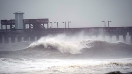 Hurricane Sally Blasts Ashore in Alabama With Punishing Rain