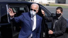 Biden Visits Kenosha, Meets With Jacob Blake's Family
