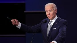 Biden Falsely Says He Didn't Call Troops 'Stupid [Expletives]'