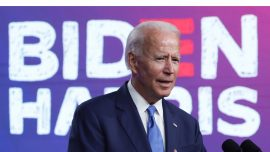 Biden Calls for Charges Against Officers in Breonna Taylor, Jacob Blake Shootings