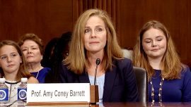 Trump to Nominate Amy Coney Barrett as New Supreme Court Justice, Senator Says
