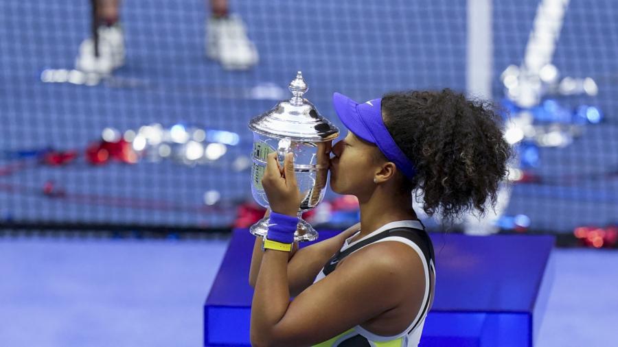 Naomi Osaka Comes Back, Beats Azarenka for 2nd US Open Title