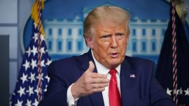 Trump: Virus Vaccine to Be Free to All