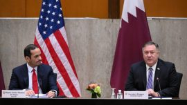Pompeo Says Trump Admin Eager for End to Gulf Rift