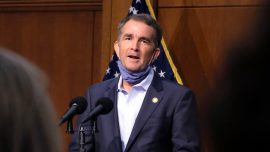 Virginia Governor Tests Positive for CCP Virus
