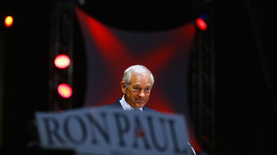 Former Congressman Ron Paul After Health Scare: 'I Am Doing Fine'