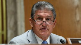 Moderate Democratic Sen. Manchin Against Supreme Court Vote Before Election