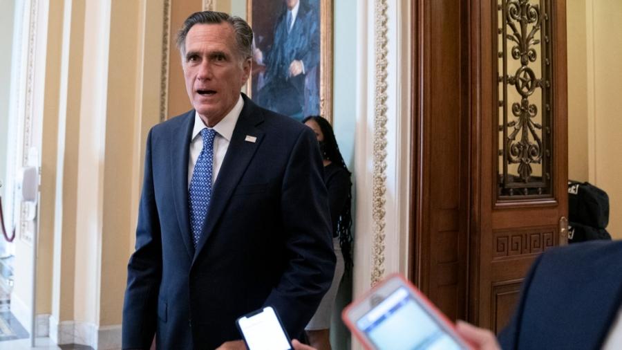 Romney Supports Senate Vote on Trump Supreme Court Nominee