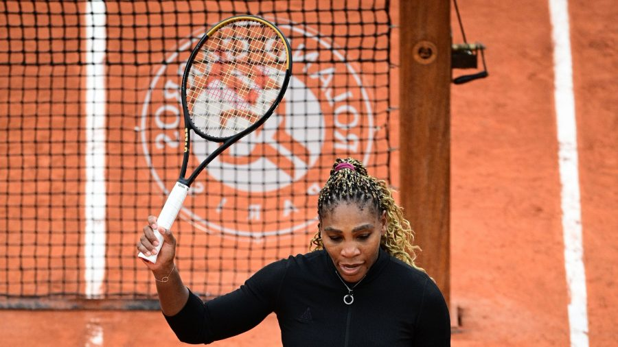 Serena Pulls Out of French Open With Achilles Injury