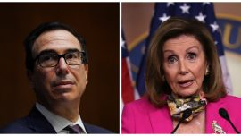 Mnuchin Is 'Hopeful' White House, Democrats Can Strike a Stimulus Deal