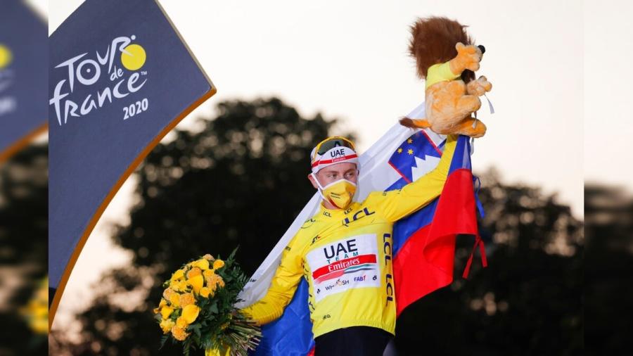 Tadej Pogacar Wins COVID-Defying Tour de France