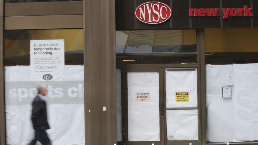 NY Sports Club Latest Chain to Seek Bankruptcy Protection