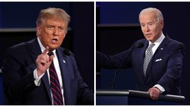 After First Debate, Trump and Biden Head Back to Campaign Trail