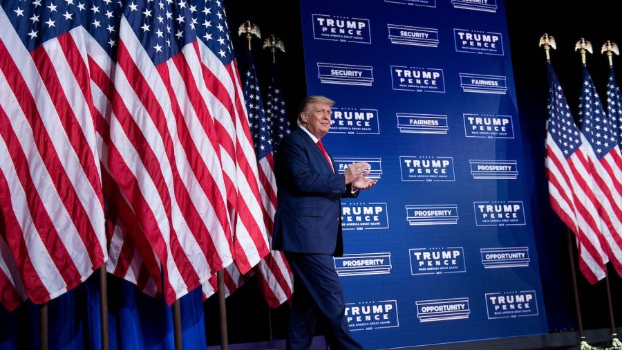 Trump Unveils Promises to Black Americans With 'Platinum Plan'