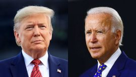 Trump Says Biden Should Take a Drug Test Before Debate, Biden Responds