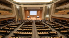 UN Elects Abusers to Human Rights Council: UN Watch