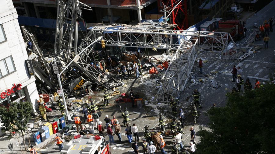22 Injured After Cranes Collide in Austin, Texas, Official Says