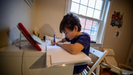 Texas Home Schooling Hits Record High