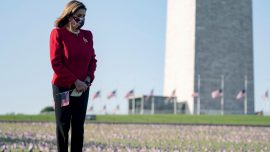 20,000 US Flags to Honor CCP Virus Victims