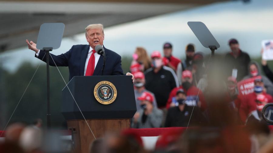Trump Says Surprise Medical Billing Ends on Jan. 1