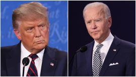 Trump, Biden Declare Victory After First Presidential Debate